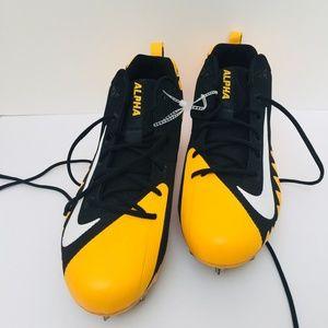 Nike Alpha Mens Football Cleats Size 17